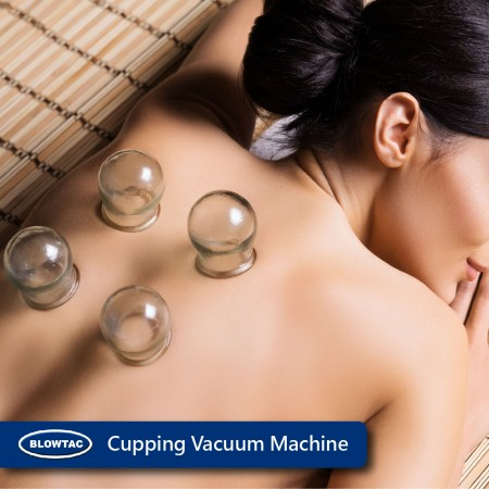 Cupping Vacuum Machine