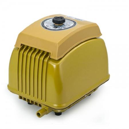 High efficiency linear air pumps