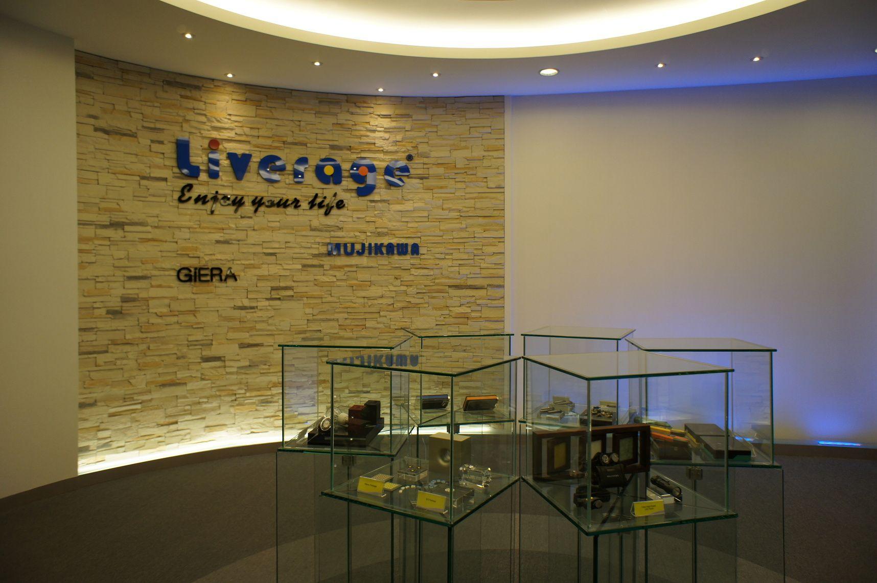 Liverage tem se dedicado na indústria de comunicação de fibra óptica por mais de 15 anos.