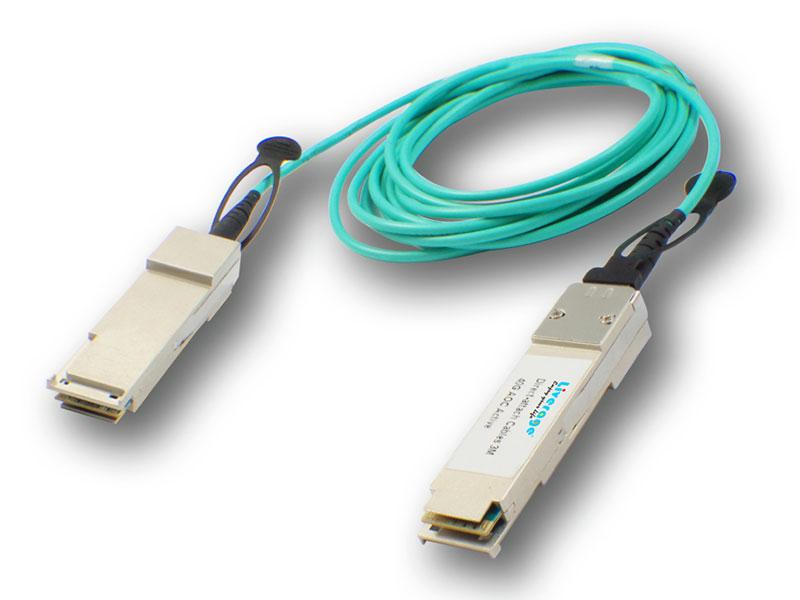 O cabo óptico ativo pode ser definido como um cabo jumper de fibra óptica terminado com transceptores ópticos em ambas as extremidades.