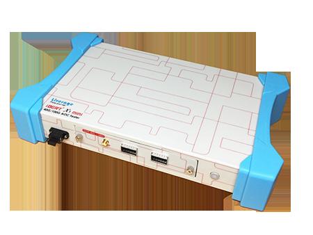 La prueba de tasa de error de bits (BERT) es un método de prueba para circuitos de comunicación digital.
