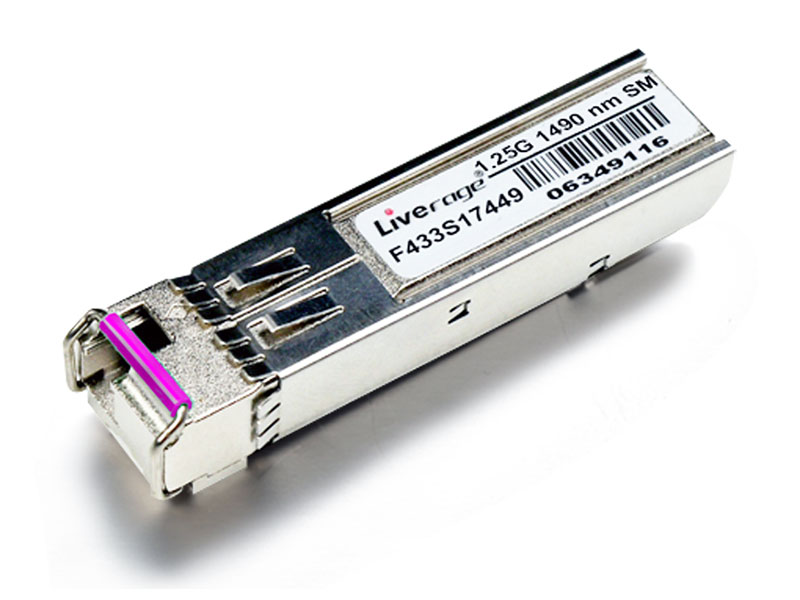 SFP CPRI is a series of SFP with the speed rate 3Gbps and 6Gbps.