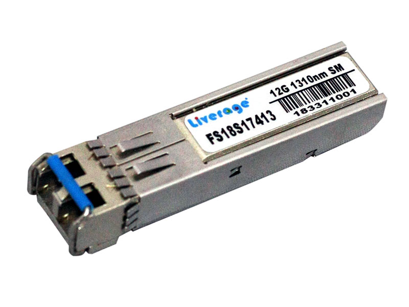 SFP SDI is a series of SFP with the speed rate 3Gbps and 12Gbps.
