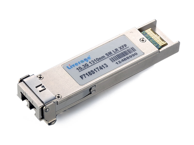 10Gbps XFP CWDM LC Single Mode Transceiver