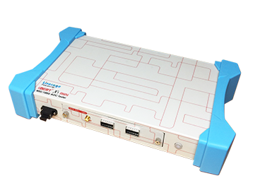 iBERT X1 mini is a bit error rate tester designed for 0.1G-100G AOC.
