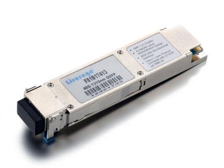 40Gbps QSFP + modo único paralelo para transceptor de 10 km - 40Gbps QSFP + modo único paralelo para transceptor óptico de 10 km