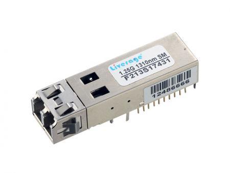 Transceptor SFF - Suministramos transceptores ópticos SFF de 155M, 1G y 2.5G.