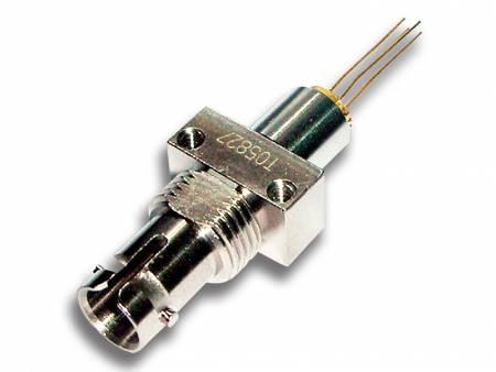 Módulo de receptáculo de fotodiodos para aplicações analógicas - Fotodiodos para receptáculo de aplicações analógicas