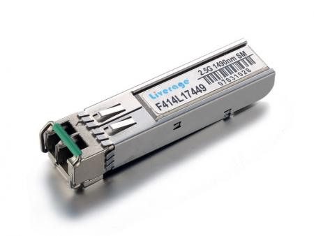 155Mbps CWDM SFP Optical Transceiver - 155Mbps CWDM SFP Optical Transceiver
