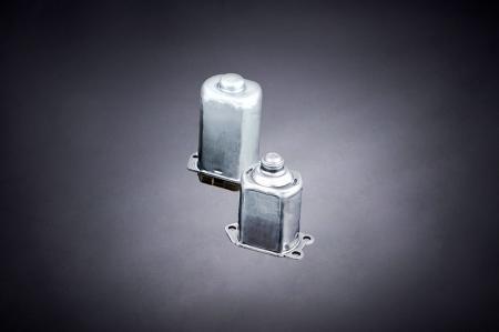 Motorgehäuse für elektrische Fensterheber für Kraftfahrzeuge