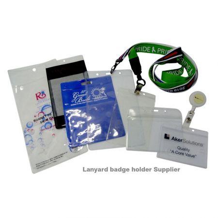 Держатель карты шнурка - Купите собственное удостоверение личности держателя карты.