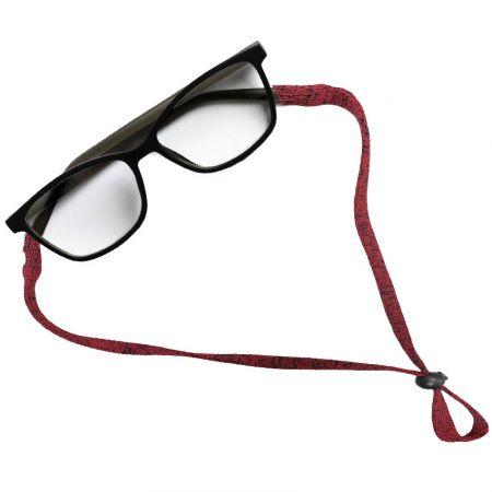 Personalized Elastic Glasses Mask Lanyard - Custom Elastic Glasses Lanyard