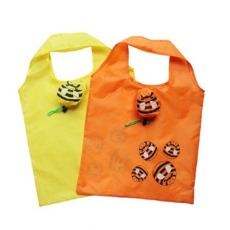 再利用可能なトートバッグの卸売 - バルク再利用可能な食料品のショッピングトートバッグ