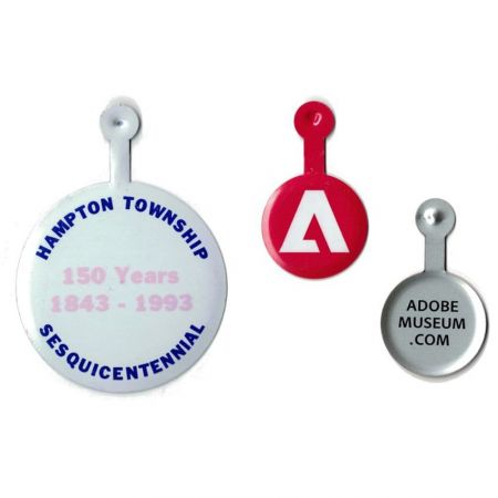 Litho Tab Buttons