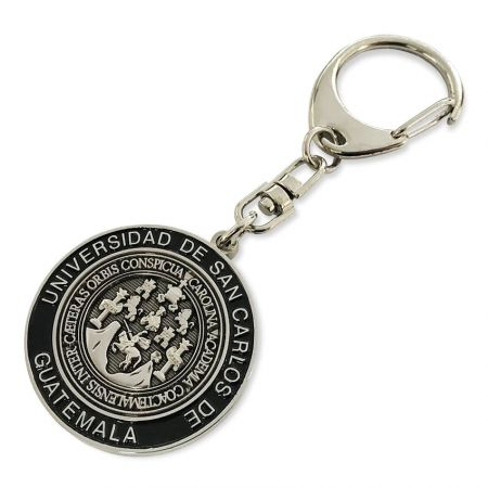 2D / 3D Keychain - Custom keychains can be made with a 2D or 3D design.