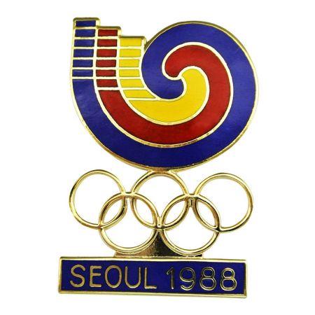 Olympiska metallnålar