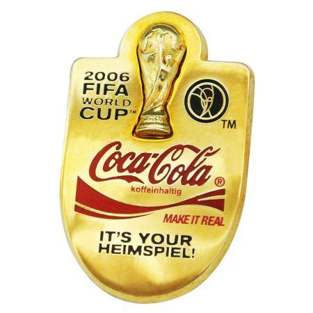 Olympiska Pin-märken