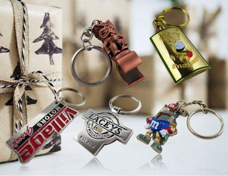 Custom Metal Keychains - Customize Your Own Keychain.