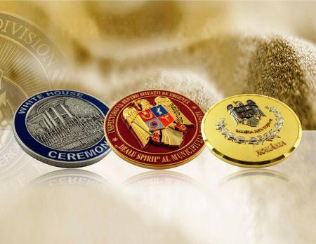 Custom Challenge Coins - Custom Military Challenge Coins.