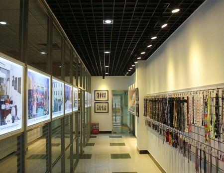 Star Lapel Pin Showroom.