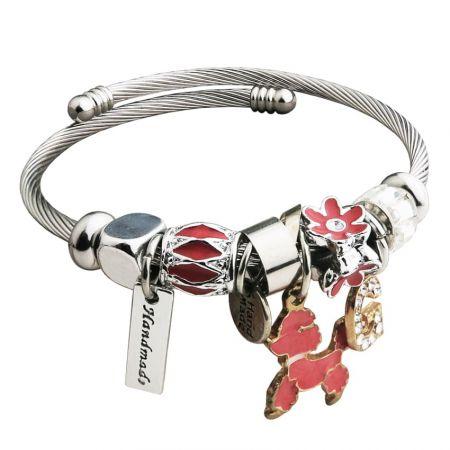 Adjustable Bangle Bracelet - Our adjustable bangle bracelet is made very durable and stylish.