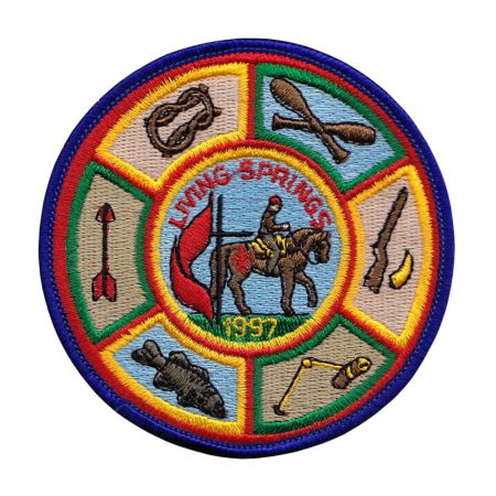 Boy Scout Patches - Star Lapel Pin offer high-quality boy scout patches for kids.