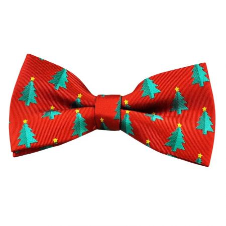 Custom Bow Ties - We can create custom or woven bow ties with your design.