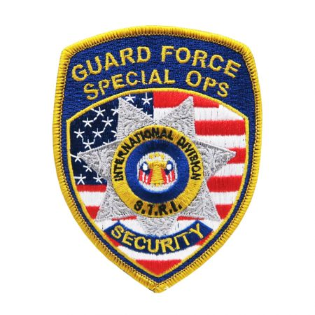 Custom Military Patches - We provide custom patches to all types of military organizations.