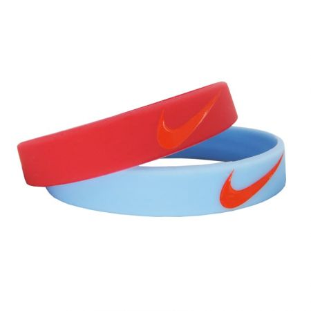 Debossed Silicone Wristbands - We're custom silicone wristbands manufacturing expert.