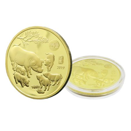 Custom Proof Coin