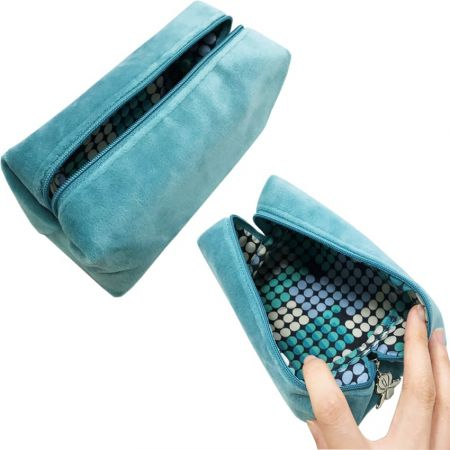 Custom Pouch - Personalized pouch is a fashion and perfect holiday gift.