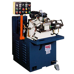 "3 Roll Thread Rolling Machine for Tube (Max Outer Diameter 30mm or 1-1/8"") - Thread Rolling Machine"
