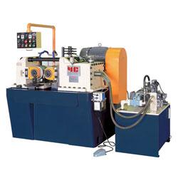 """Machine à rouler les fils hydrauliques traversants et d'alimentation (OD max 35 mm ou 1,38 """") - Machines à rouler les filets hydrauliques traversants et d'alimentation"""