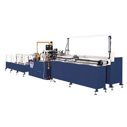 全自动滚丝机 - 滚丝机搭配棒材自动上下料系统