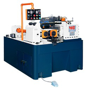 "Heavy Duty Thread Rolling Machine (Max OD 100mm or 4"") - Heavy Duty Hydraulic Thread Rolling Machine"