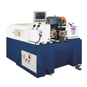 "Heavy Duty Thread Rolling Machine (Max OD 120mm or 4.7"") - Heavy Duty Thread Rolling Machine"