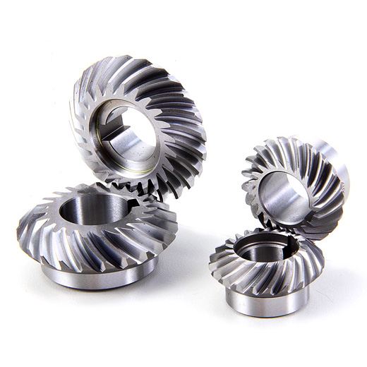 Spur Gear and Helical Gear | Bevel / Spiral Bevel Gear