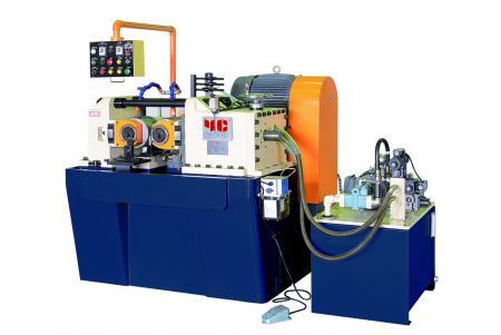 Máquina laminadora de roscas hidráulica