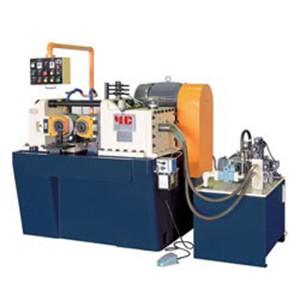 """Machine à rouler les fils hydrauliques traversants et d'alimentation (OD max 65 mm ou 2-1 / 2 """") - Machines à rouler les filets hydrauliques traversants et d'alimentation"""