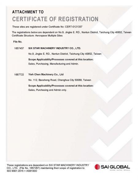 Certificat ISO 9001 + AS9100D _2