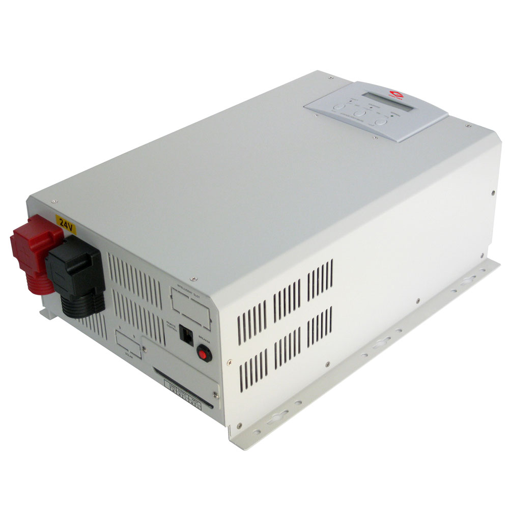 Onduleur sinusoïdal multifonctionnel 800W avec système UPS pour la maison et le bureau