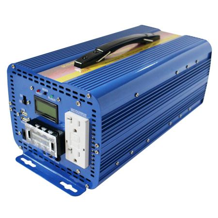 Portable Sine Wave Inverter - Pure Sine Wave Inverter with Handle Bar