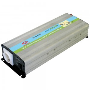 Inversor de onda sinusoidal modificada con función de cargador