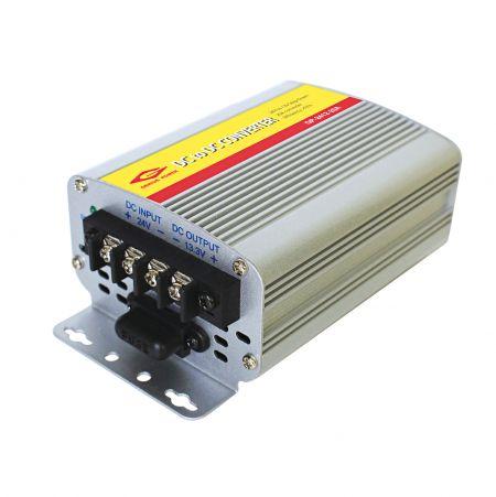 Convertitore da 24VDC a 12VDC