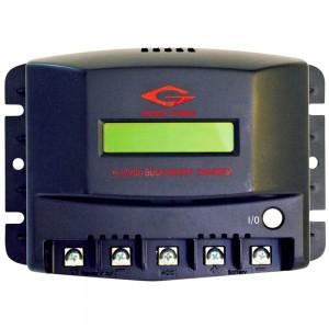 Vícestupňová nabíječka baterií ve vozidle