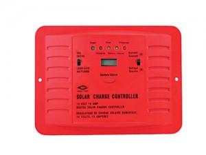 Контроллер заряда от солнечных батарей 10А