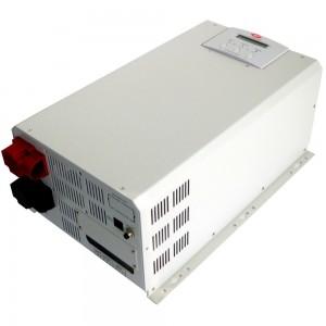 1600W العاكس متعدد الوظائف مع نظام UPS للمنزل والمكتب - يمكن أن يستخدم عاكس الموجة الجيبية متعدد الوظائف 1600 وات لوحة الطاقة الشمسية لشحن البطارية