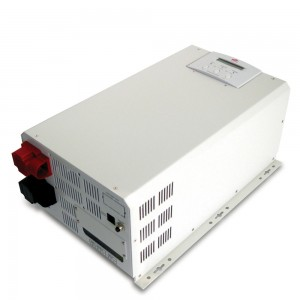 Pure Sine wave On-grid 6000W omvormer - Elektriciteitsnet 6000W Pure Sinusomvormer