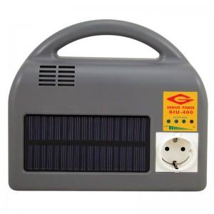Solární přenosný venkovní zdroj UPS