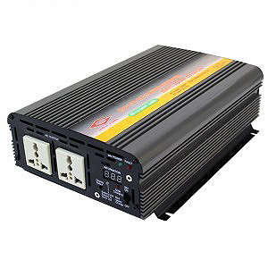Inverter with Mppt Charger
